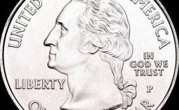 美国罗德岛州纪念币