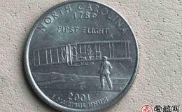 美国北卡罗来纳州纪念币图文赏析