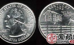 美国肯塔基州纪念币图文解析