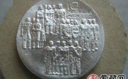 芬兰独立60周年银币10马克图文鉴赏