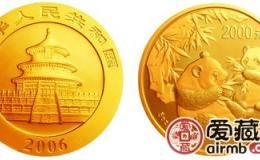 2006年5盎司熊猫金币价格及图片