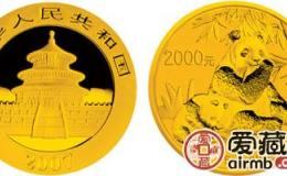 2007年5盎司熊猫金币价格及图片