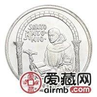 葡萄牙圣安东尼银币500埃斯库多图文赏析
