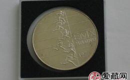 芬兰田径锦标赛银币10马克图文解析