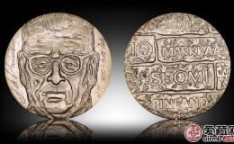 芬兰银币10马克图文解析