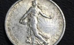 法国播种女神银币1法郎图文鉴赏