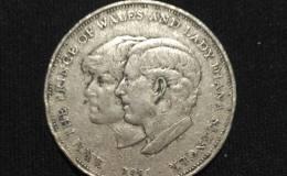 英国皇室大婚镍币1克朗图文解析