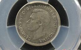 英属澳大利亚银币1先令图文解析