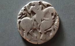 萨希王朝银币图文赏析