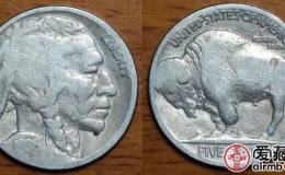 印第安牦牛镍币5美分图文鉴赏