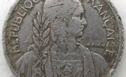 法属印支镍币图片鉴赏与解说