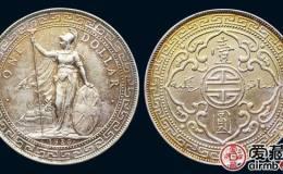 英属海峡银币壹圆图文赏析