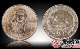 墨西哥莫雷洛斯银币100比索图文赏析