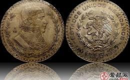 墨西哥莫雷洛斯银币1比索图文解析