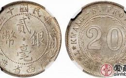 广西民国十五年貮毫银元图文赏析