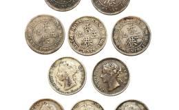 香港五仙银币图文鉴赏