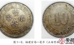 福建官局壹毫银币图文解析