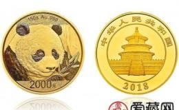 2018年150克熊猫金币投资收藏分析