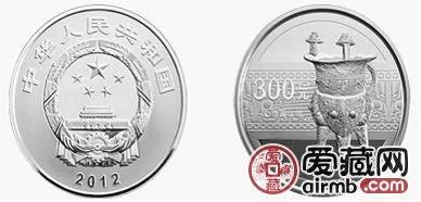 2012年青铜器第一组公斤银币图片鉴赏