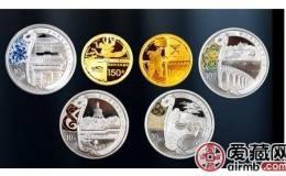 奥运123组金银币套装图文鉴赏