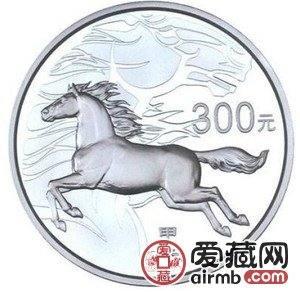 2014马年生肖1公斤银币有收藏价值吗