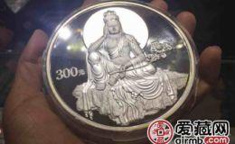 2003版观音贵金属纪念币图文赏析