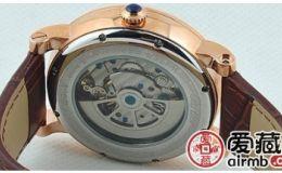 怎么调卡地亚手表的时间  卡地亚手表日期怎么调