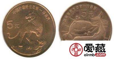 白鳍豚特种纪念币增值明显,适合投资