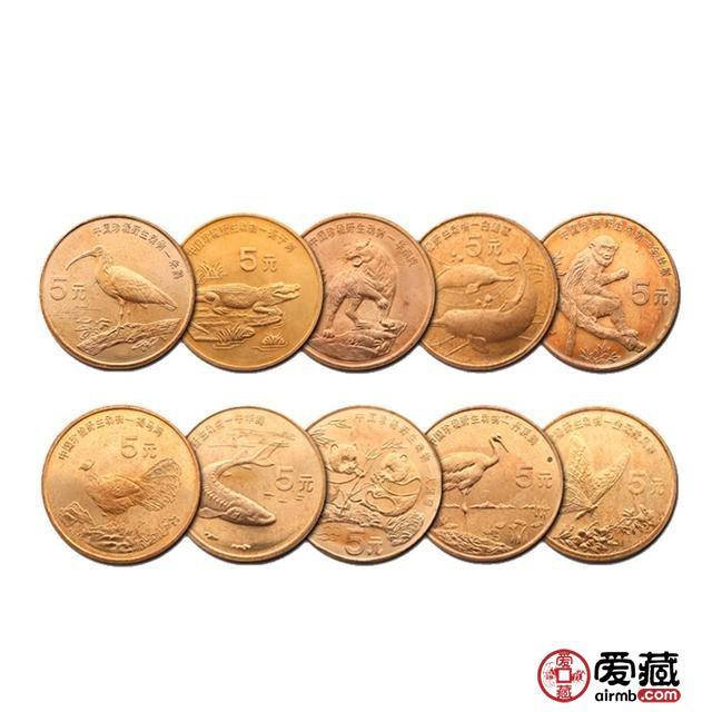 丹顶鹤特种纪念币图文鉴赏