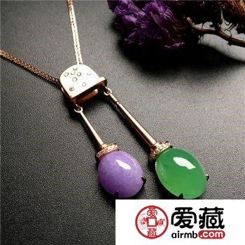 佩戴翡翠项链需要注意的四个方面