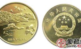 臺灣日月潭(二組)紀念幣價格如何