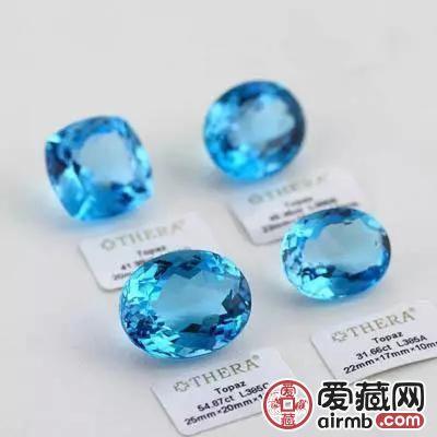 密存在南非的122克拉巨型蓝宝石,价值人民币63亿