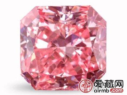 红钻石竟拍出每克拉579万人民币的天价 已有科技实现人工红钻