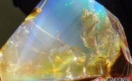 驚艷色彩的它被譽為澳洲國石