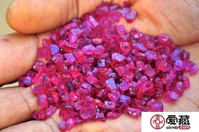 多少克拉的红宝石值得激情小说