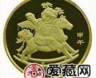 2014(马)年贺岁纪念币发行量太大,升值潜力有限