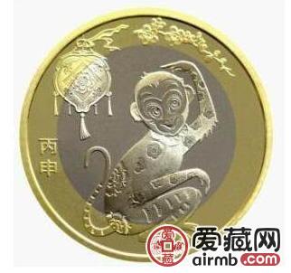 2016(猴)年贺岁纪念币二轮激情电影意义大,市场价值高