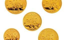 2010年5盎司熊貓金幣價格有很大驚喜,但投資仍需謹慎