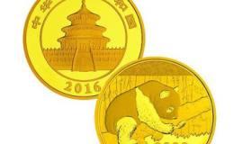 2016年150克熊貓金幣收藏價值高,投資選擇多樣