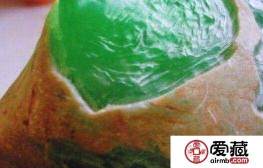 常见翡翠赌石的皮壳种类 翡翠皮壳