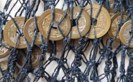 铜钱结编法  铜钱怎么用绳子编起来