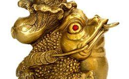 金蟾铜钱你了解吗