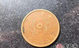 河南民国铜元图片及历史