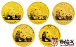 2009年熊猫金套币上升空间不容小觑,发行意义大
