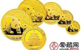 2011年熊猫金套币投资价值如何,值不值得收藏