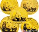 2012年熊猫金套币非常珍贵,收藏需好好保存