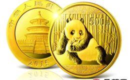 2015年熊猫金套币价格会什么这么高?2015年熊猫金套币有哪些保存