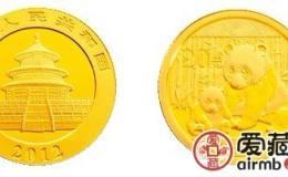2012年5盎司熊猫金币发展前景十分可观,是不可多得的一款藏品