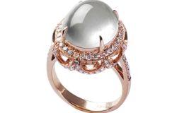 玻璃種翡翠戒指的價格受什么影響 玻璃種翡翠戒指的價格