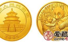 2007年一公斤熊猫金币收藏价值大,但收藏成本较高